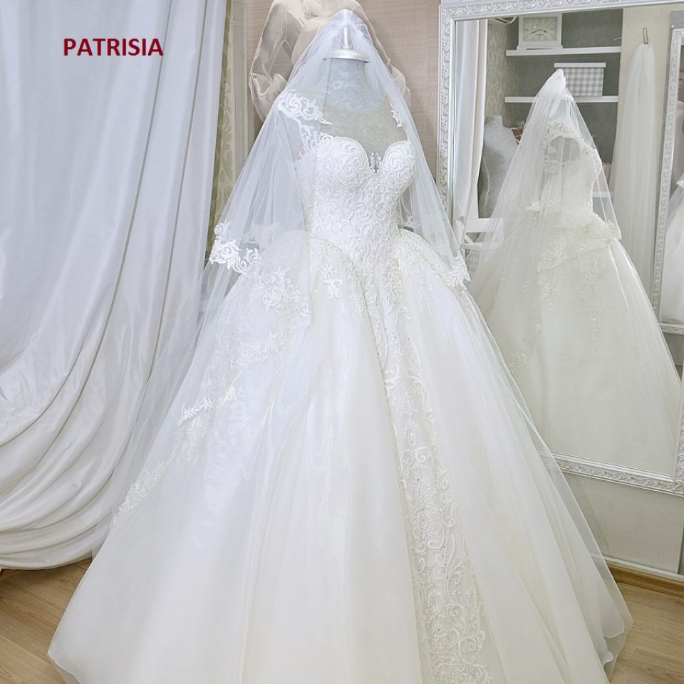 "СВАДЕБНОЕ ПЛАТЬЕ 2019 ""PATRISIA"""
