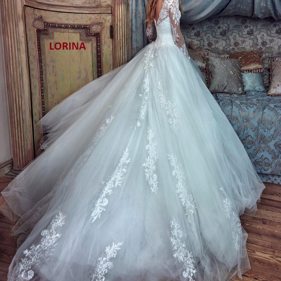 LORINA  (rochii de meriasa 2018)