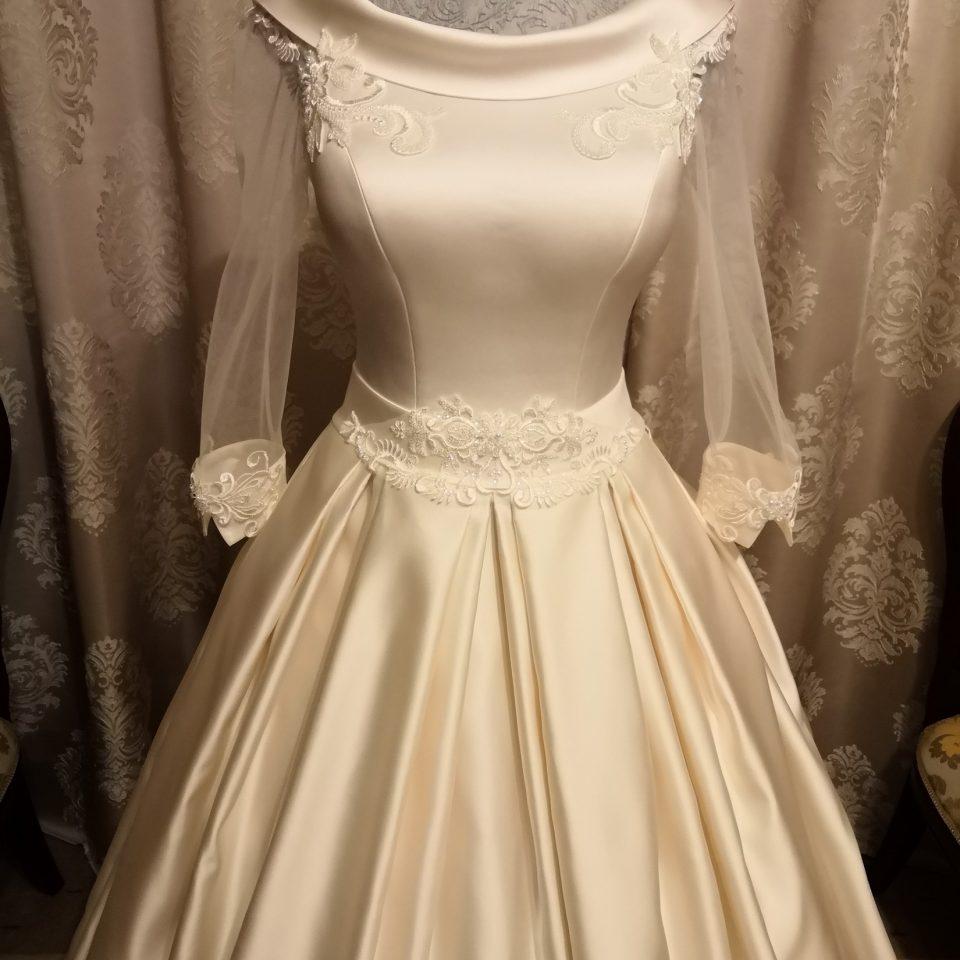 Свадебное платье-2019!