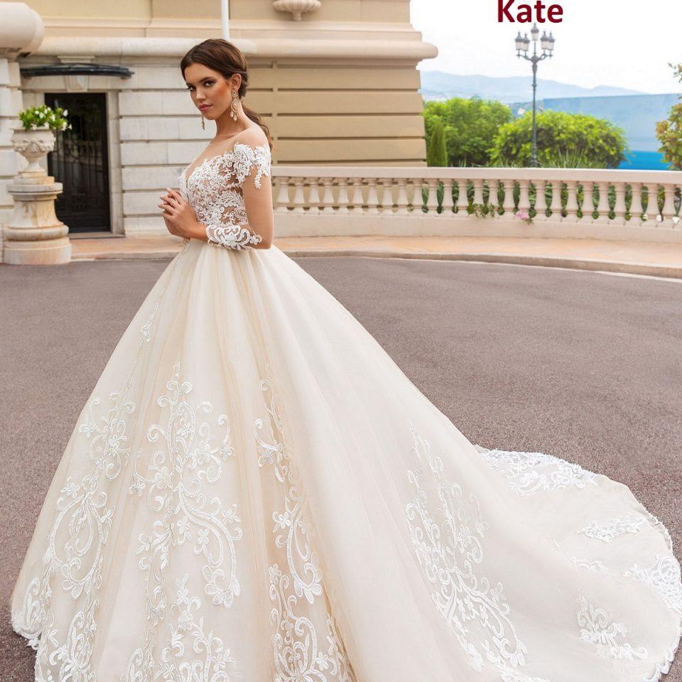 KATE (rochii de meriasa 2018)